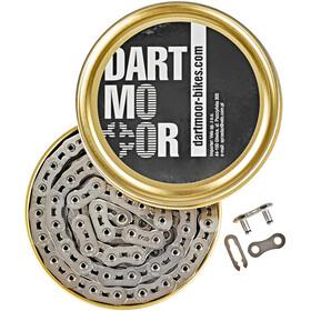 DARTMOOR Core Lite Singlespeed Kette silber